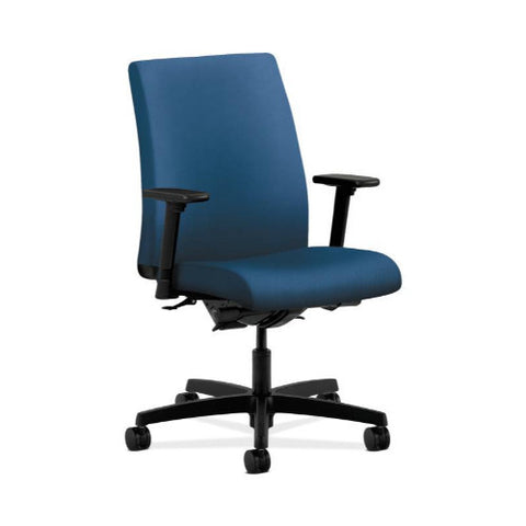 HON Ignition Low-Back Task Chair in Regatta ; UPC: 889218082684