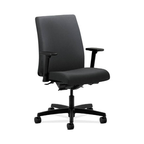 HON Ignition Low-Back Task Chair in Charcoal ; UPC: 745123084796