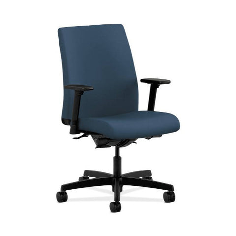 HON Ignition Low-Back Task Chair in Jet ; UPC: 752856720686