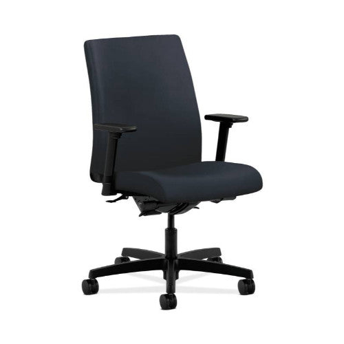 HON Ignition Low-Back Task Chair in Navy ; UPC: 035349754109