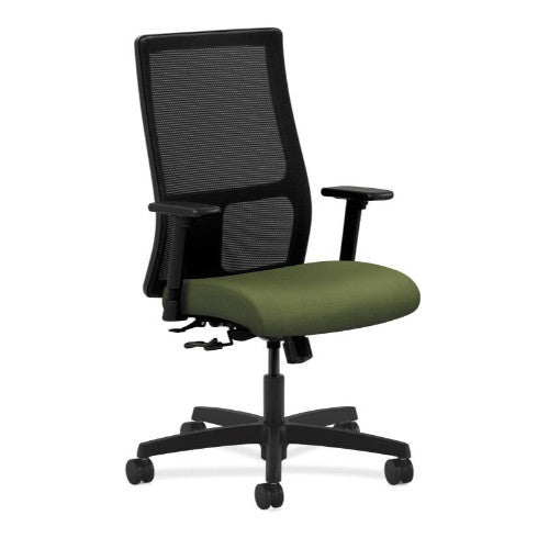 HON Ignition Mid-Back Mesh Task Chair in Clover ; UPC: 089191676607