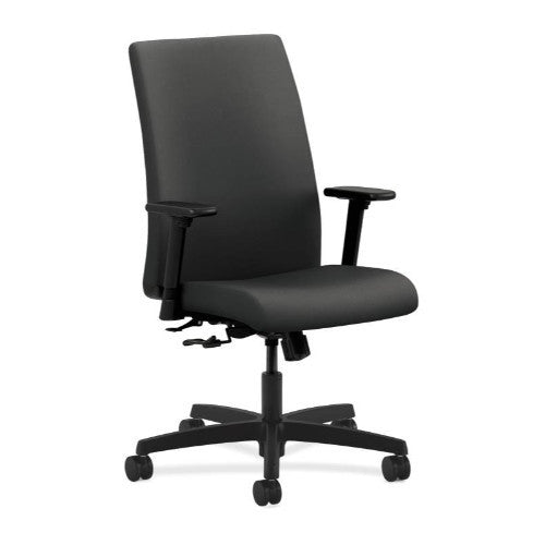 HON Ignition Mid-Back Task Chair in Iron Ore ; UPC: 631530823472
