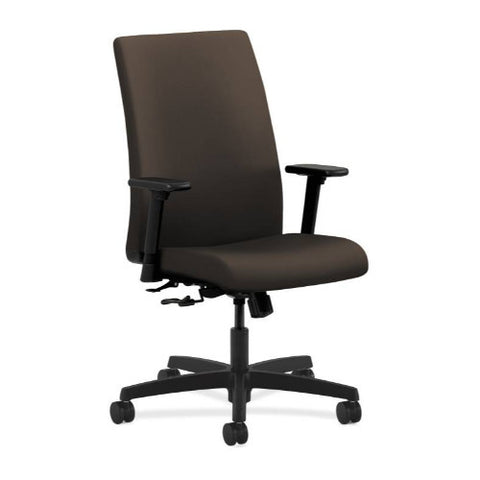 HON Ignition Mid-Back Task Chair in Espresso ; UPC: 745123559997