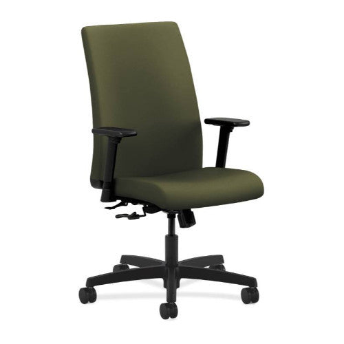 HON Ignition Mid-Back Task Chair in Olivine ; UPC: 782986937982