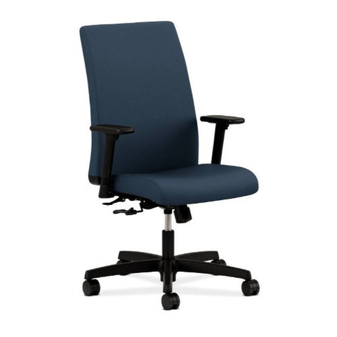 HON Ignition Mid-Back Task Chair in Cerulean ; UPC: 089191880530