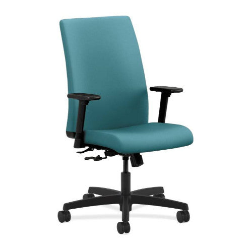 HON Ignition Mid-Back Task Chair in Glacier ; UPC: 631530175700