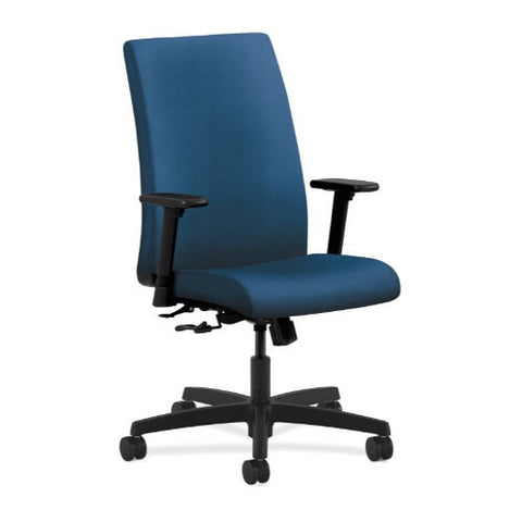 HON Ignition Mid-Back Task Chair in Regatta ; UPC: 035349779492