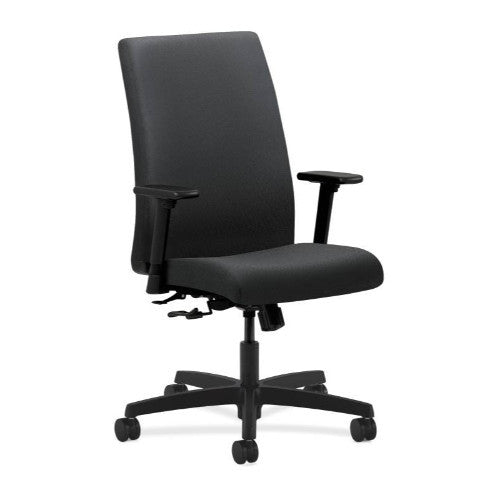 HON Ignition Mid-Back Task Chair in Charcoal ; UPC: 089192198900
