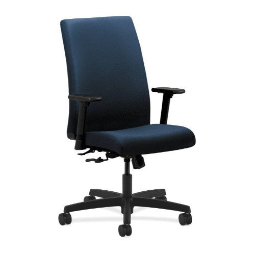 HON Ignition Mid-Back Task Chair in Mariner ; UPC: 089191475859