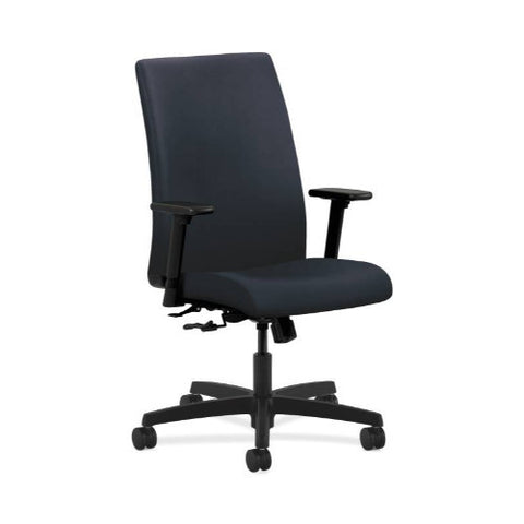 HON Ignition Mid-Back Task Chair in Navy ; UPC: 641128874564