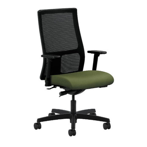 HON Ignition Mid-Back Mesh Task Chair in Clover ; UPC: 020459727488