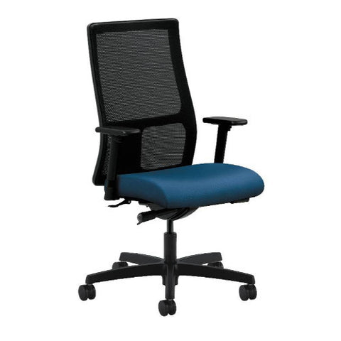 HON Ignition Mid-Back Mesh Task Chair in Regatta ; UPC: 035349599472