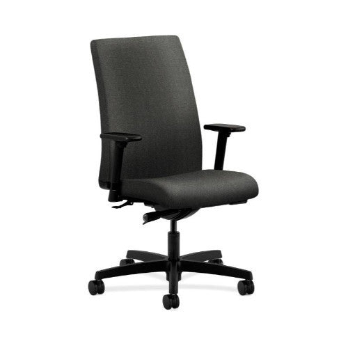 HON Ignition Mid-Back Task Chair in Gray ; UPC: 631530025845