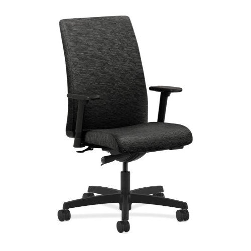HON Ignition Mid-Back Task Chair in Onyx ; UPC: 020459725927