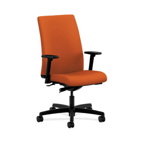 HON Ignition Mid-Back Task Chair in Tangerine ; UPC: 782986176022