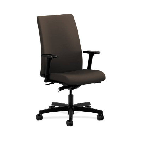 HON Ignition Mid-Back Task Chair in Espresso ; UPC: 089191357094