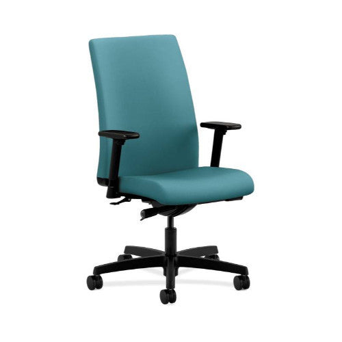 HON Ignition Mid-Back Task Chair in Glacier ; UPC: 035349630571