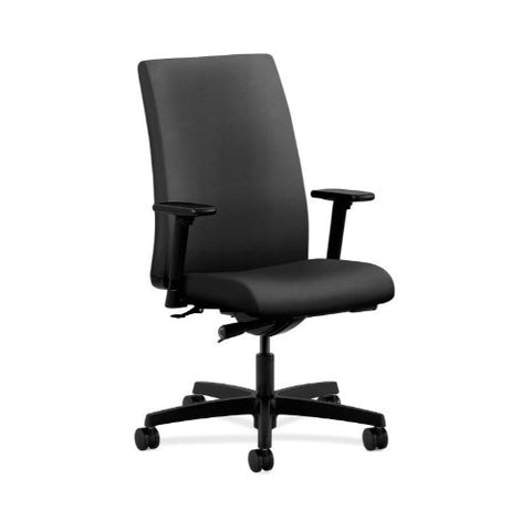 HON Ignition Mid-Back Task Chair in Onyx ; UPC: 035349769004