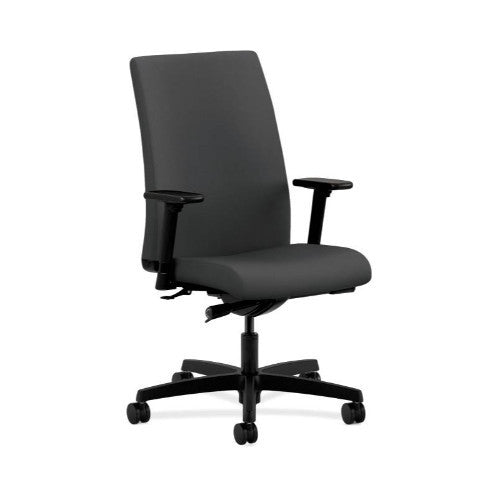 HON Ignition Mid-Back Task Chair in Carbon ; UPC: 752856565928