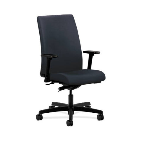 HON Ignition Mid-Back Task Chair in Navy ; UPC: 089191620907
