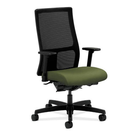 HON Ignition Mid-Back Mesh Task Chair in Clover ; UPC: 631530134349