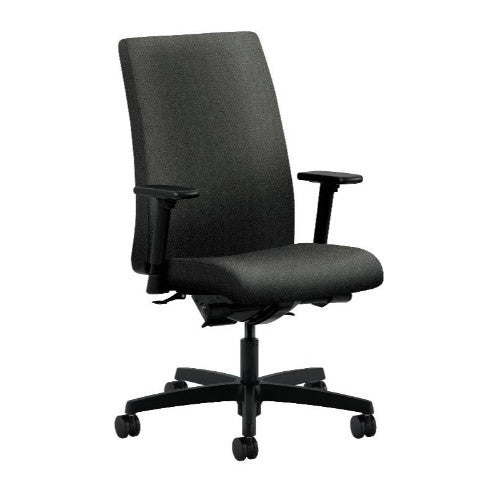 HON Ignition Mid-Back Task Chair in Gray ; UPC: 089192174898
