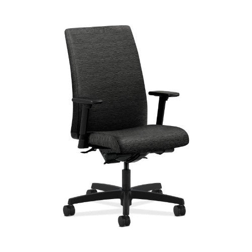 HON Ignition Mid-Back Task Chair in Onyx ; UPC: 089191516156