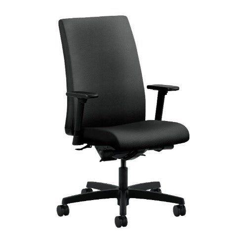 HON Ignition Mid-Back Task Chair in Onyx ; UPC: 641128636186