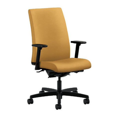 HON Ignition Mid-Back Task Chair in Mustard ; UPC: 888531442717