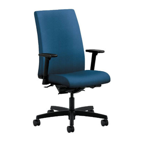 HON Ignition Mid-Back Task Chair in Regatta ; UPC: 641128874489