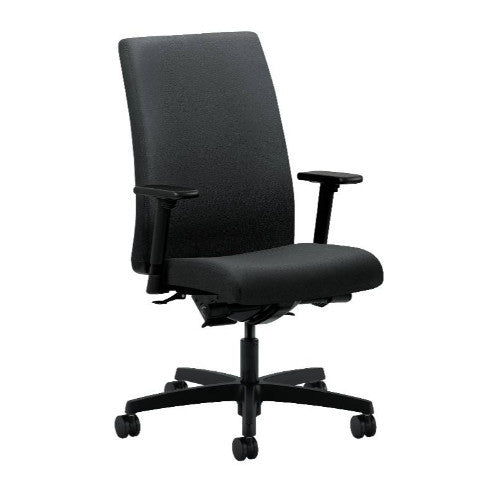 HON Ignition Mid-Back Task Chair in Charcoal ; UPC: 089192007707