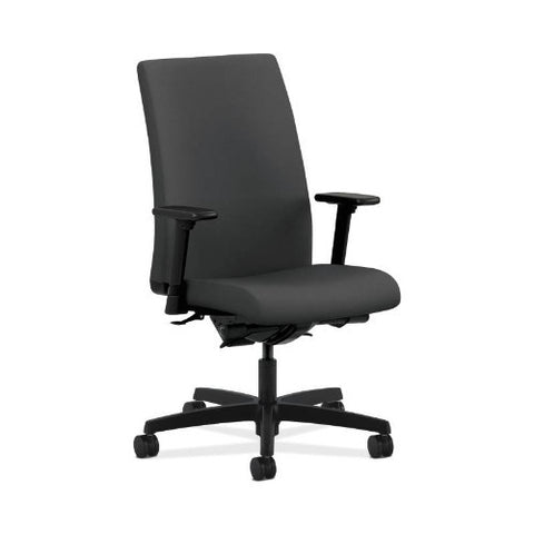 HON Ignition Mid-Back Task Chair in Carbon ; UPC: 782986388944