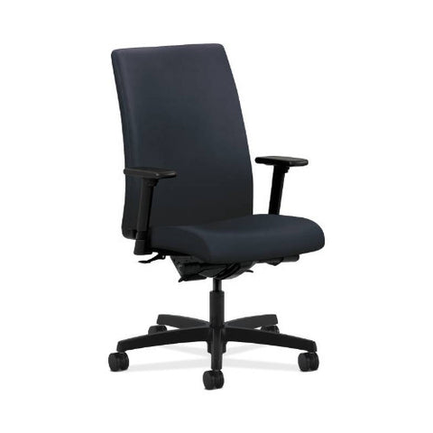 HON Ignition Mid-Back Task Chair in Navy ; UPC: 089192501410