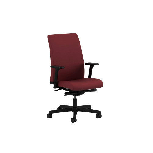 HON Ignition Mid-Back Task Chair in Berry ; UPC: 089191972143