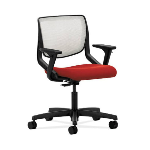 HON Motivate Task Chair in Tomato ; UPC: 889218156163