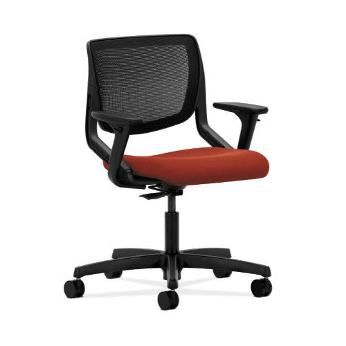 HON Motivate Task Chair in Poppy ; UPC: 888206399261