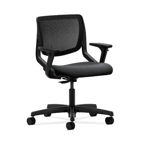 HON Motivate Task Chair in Onyx ; UPC: 631530918277