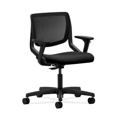 HON Motivate Task Chair in Black ; UPC: 641128009430