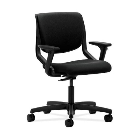 HON Motivate Task Chair in Black ; UPC: 881728593148