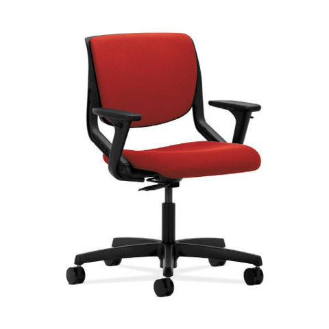 HON Motivate Task Chair in Tomato ; UPC: 089192824281