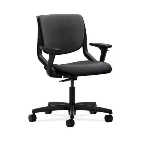 HON Motivate Task Chair in Onyx ; UPC: 889218837109