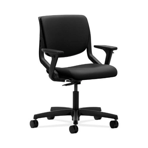 HON Motivate Task Chair in Black ; UPC: 035349122076