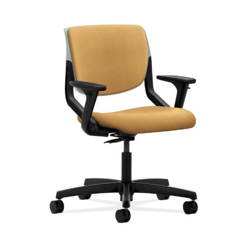 HON Motivate Task Chair in Mustard ; UPC: 889218837352