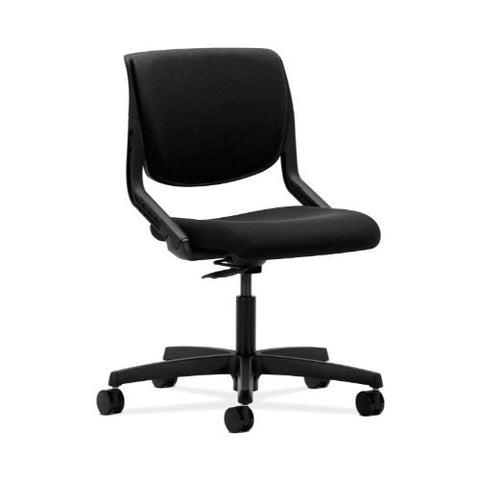 HON Motivate Task Chair in Black/Onyx ; UPC: 884128988965
