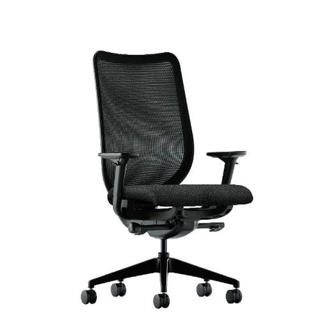 HON Nucleus Task Chair in Black ; UPC: 641128651684