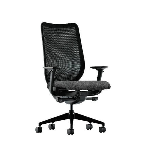 HON Nucleus Task Chair in Gray ; UPC: 089192802616