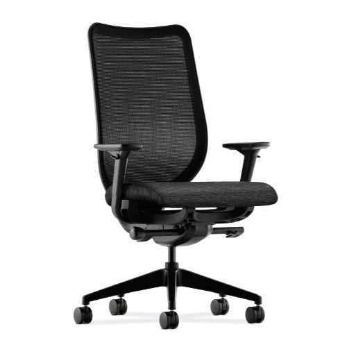 HON Nucleus Task Chair in Onyx ; UPC: 641128608718