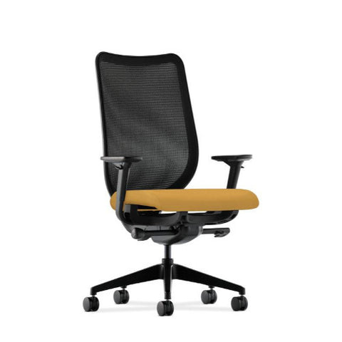 HON Nucleus Task Chair in Mustard ; UPC: 888531442793