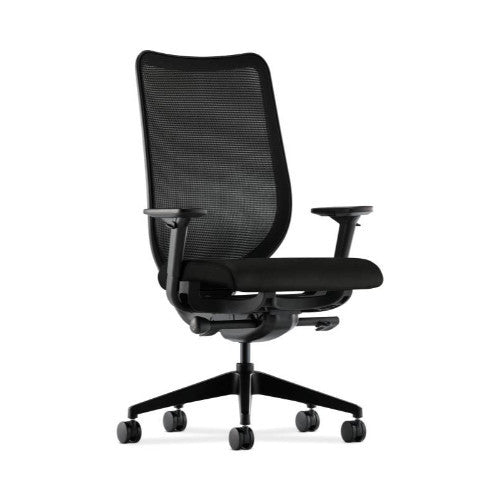 HON Nucleus Task Chair in Black ; UPC: 641128611909