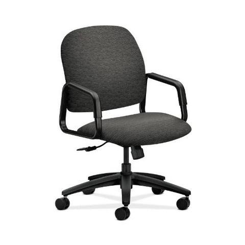 HON Solutions Seating High-Back Chair in Onyx ; UPC: 645162122704